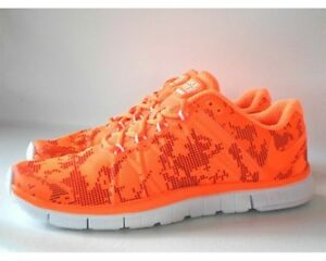 mens nike free trainer 3 0 nrg total orange gym rd 631462 006 sz 7 rh ebay com