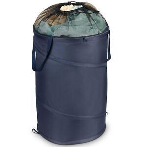 Image Is Loading Pop Up Laundry Hamper Collapsible Bag Storage