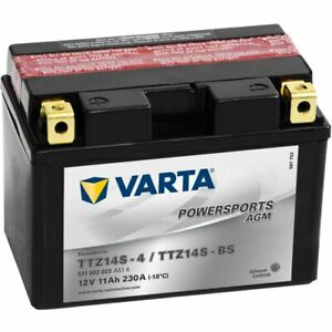 Varta-Sealed-and-Charged-Motorcycle-Battery-Powersports-AGM-TTZ14S-TTZ14-BS