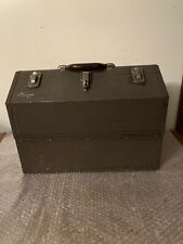 Vintage 1018 Kennedy Kits Mechanic Machinist Cantilever Tool Boxchest