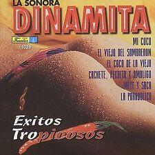 FREE US SHIP. on ANY 2 CDs! NEW CD La Sonora Dinamita: Exitos Tropicosos