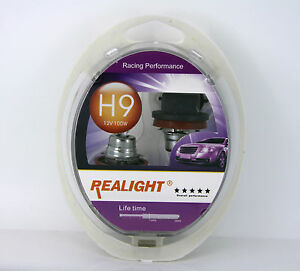 H9-Super-Bright-White-HID-Look-Xenon-Halogen-Headlights-Globes-Bulbs-12V-100W