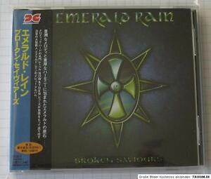EMERALD RAIN - Broken Saviours JAPAN CD OBI RAR! SCCD-1 - Weiterstadt, Deutschland - EMERALD RAIN - Broken Saviours JAPAN CD OBI RAR! SCCD-1 - Weiterstadt, Deutschland