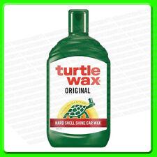 Turtle Wax ® líquido polaco 500ml [ fg3680 ] la original duro Shell Auto Cera