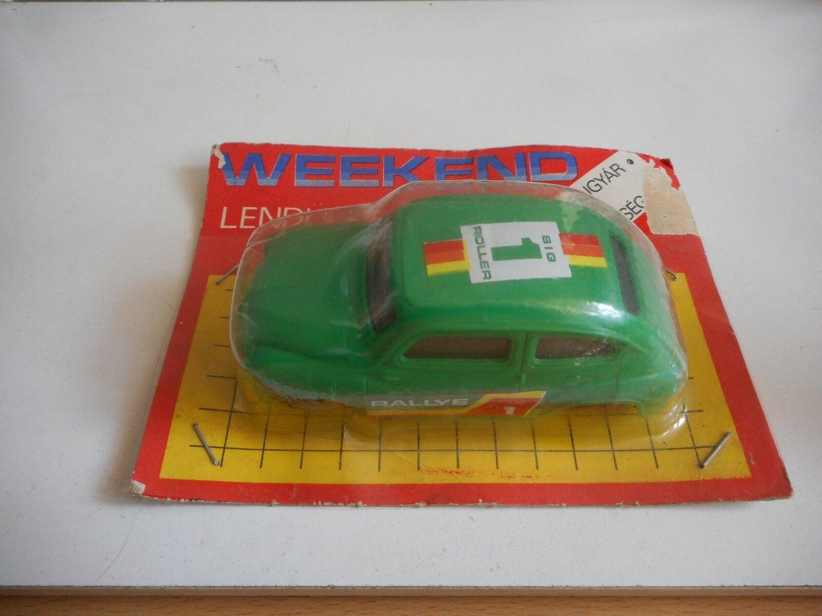 con 60% de descuento Lemez Lemez Lemez Lemezarugyar Fiat 600 in verde in Package  sorteos de estadio