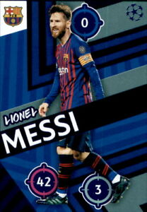 Topps Champions League 18/19 - Sticker 6 - Lionel Messi