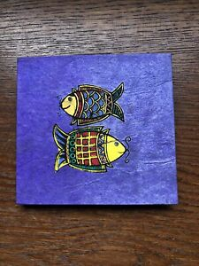 Small Book of Handcrafted Paper