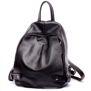 Women-Genuine-Leather-Backpack-Handbag-Shoulder-Bag-Crossbody-Hobo-L6072