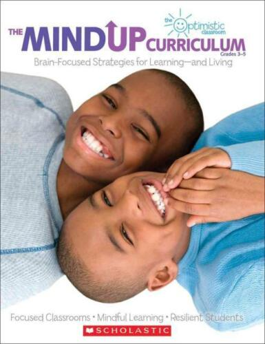 - NEW PAPERBACK BOOK THE MIND UP CURRICULUM GRADES 3-5 HAWN FOUNDATION COR