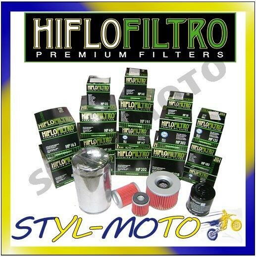 FILTRO OLIO HIFLO HF172C OIL FILTER HARLEY DAVIDSON XLH883 (up early 1984) 1980