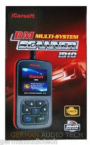 Bmw Z3 Z4 Diagnostic Scanner Tool Fault Code Reset 1997