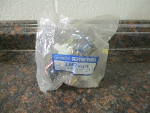 OEM Whirlpool Washer Water Valve 33812 NOS FREE SHIPPING