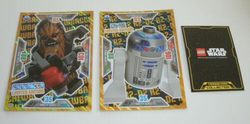 LE7 Chewbacca XXL Limited Edition Lego Star Wars Series 2-LE5 R2-D2