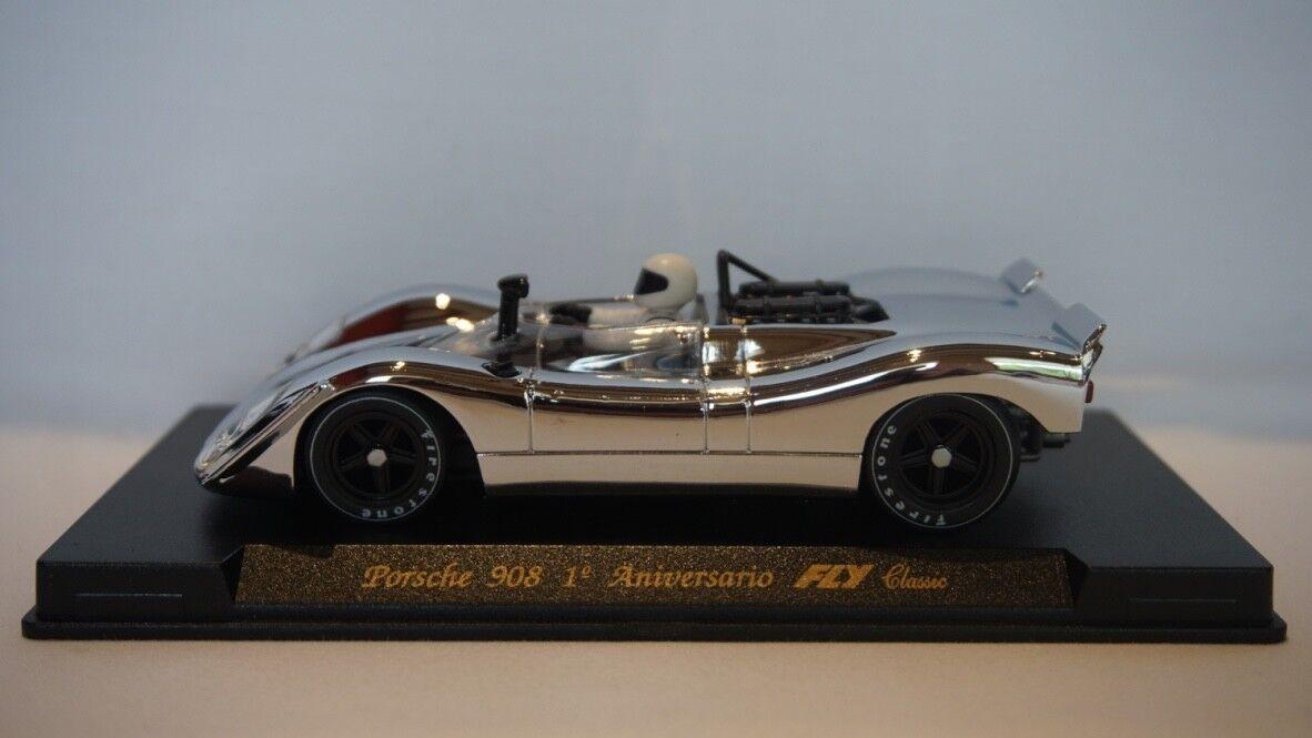 Fly Classic Porsche 908 1° Aniversario Cromo 1 32