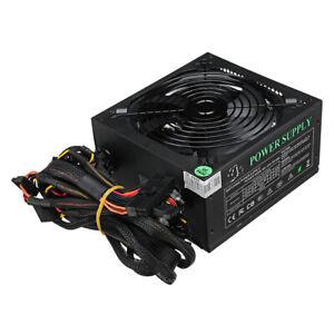 1500W-PC-Power-Supply-Computer-PFC-RGB-ATX-Gaming-PSU-ED-Fan-Quiet-NEW