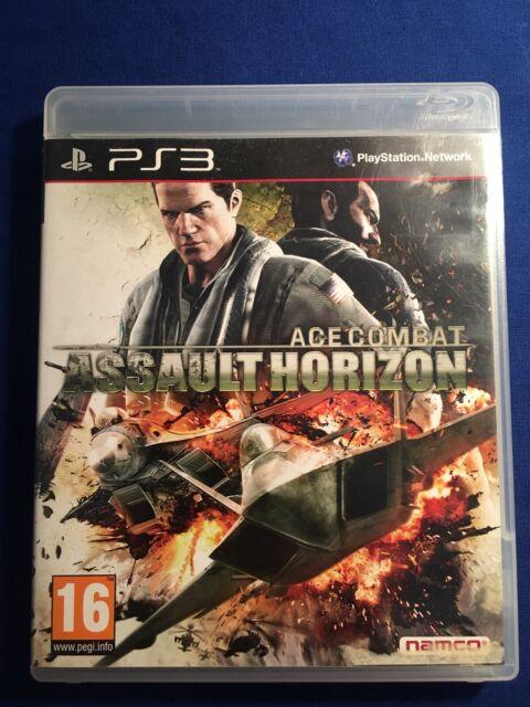 Ace Combat Assault Horizon Sony Playstation 3