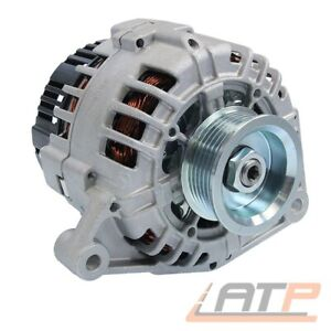 LICHTMASCHINE-GENERATOR-140-A-AUDI-A4-8E-B6-B7-2-4-3-0-BJ-00-06
