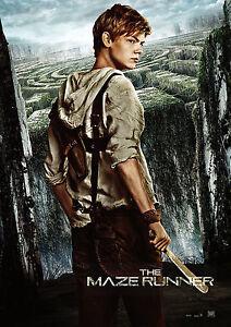 The Maze Runner - El corredor del laberinto Movie Poster