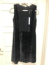 82442bfc7ad43 item 3 New Elie Tahari Dress Black Velvet Embroidered with tags women's  $598 Retail -New Elie Tahari Dress Black Velvet Embroidered with tags  women's $598 ...