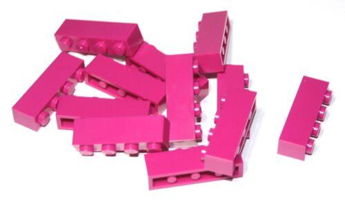 12x LEGO® Stein 1x4 3010 NEU Magenta