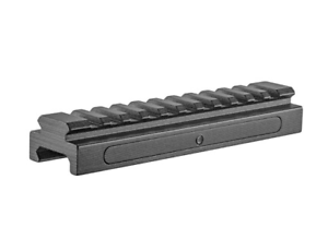 "Hawke Adaptor Base Picatinny to Picatinny 0.5/""//13mm Riser Length 127mm"