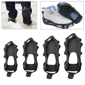 24-Stud-Crampons-Anti-Slip-Ice-Climbing-Grip-Snow-Shoes-Spike-Grippers-Ice-Cleat
