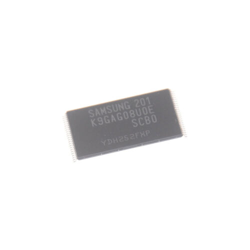 1x K9GAG08U0E SAMSUNG newsoft NAND UE32 UE37 UE40 UE46 D5500 programmed D5700 WH