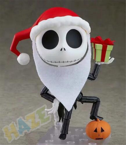 The Nightmare Before Christmas Jack Skellington Nendoroid Figure Jouets 10CM