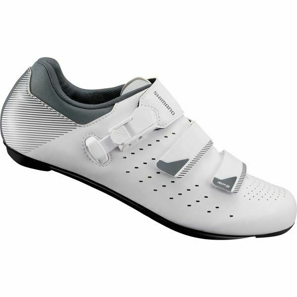 Shimano RP3 (RP301) SPD-SL shoes, White, Size 45