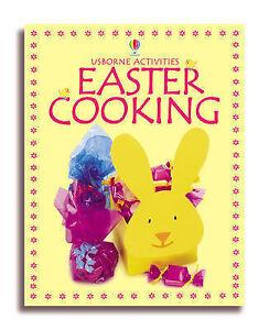 easter cooking usborne activities activity books