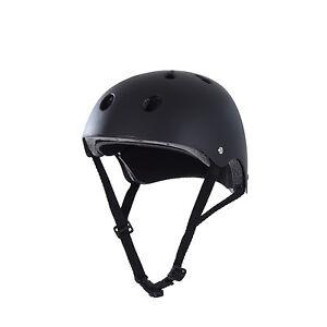 Size M Kids Adult Protect Helmet BK