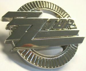 ZZ-TOP-METALL-PIN-ANSTECKER-BADGE-BUTTON-1-LOGO-RUND