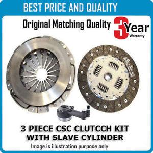 CK9789-26 Clutch Kit /& Concentric Slave Cylinder NAP Genuine National Part No