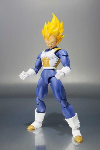 Figurine SH Figuarts Vegeta Super Saiyan Premium color color color - Dragon Ball Z - Bandai 9e7c13