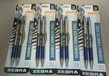 Zebra Pen ZEB-41314 Pen,gel,rt,.7m,bk,4//pk zeb41314