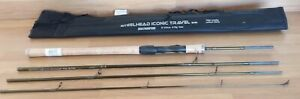 New-Ron-Thompson-Steelhead-Iconic-Travel-8-039-4-Section-CW-4-12g-Spin-Rod