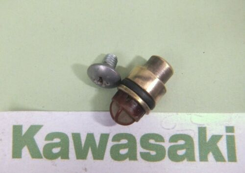 Details about  /KAWASAKI GT550 GT 550 CARBURETOR CARB NEEDLE VALVE HOLDER X1 TK CARB 1985-1986