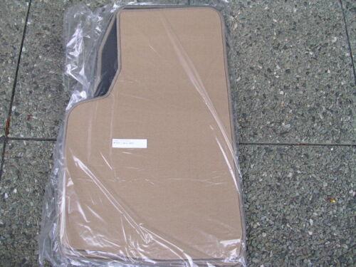 Fußmatten Thomatex E für Jaguar XF ab 09.15 Öse vo+hi