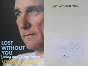 Signed-Bookplate-amp-Book-Lost-Without-You-Loving-and-Losing-Tanya-Vinnie-Jones