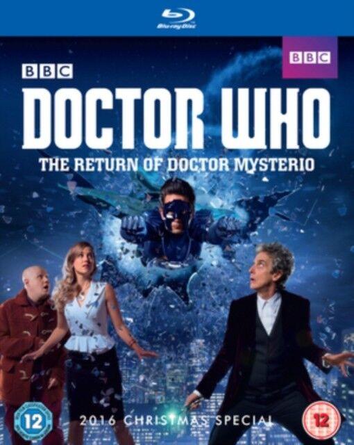 Doctor Who - The Return Of Doctor Mysterio Blu-Ray Nuevo Blu-Ray (BBCBD0391)