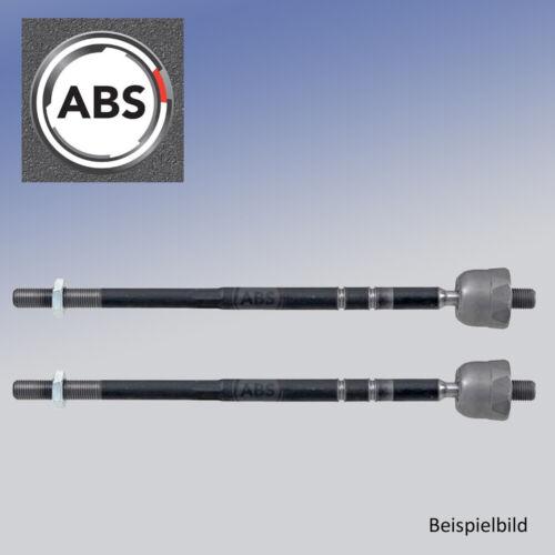 2 x ABS 240195S2 Axialgelenk Spurstange