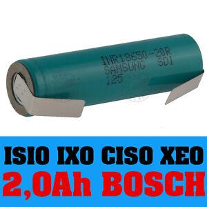bosch isio ixo ciso xeo ptk 3 6 li psr select replacement battery 3 6 v li ion ebay. Black Bedroom Furniture Sets. Home Design Ideas