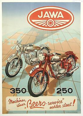 001 Jawa  Motorcycles