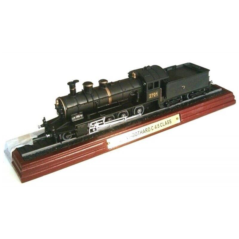 SAINT GOTHARD C 4/5 CLASS 1:100 Ferrocarril Locomotora Atlas Modelo estático