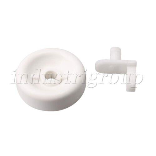 WD35X210381 Lave-vaisselle Panier inférieur rouleau avant roue pour GE WD12X10074 PS199385