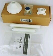 Bosch Vda 455pmt Pendant Mount For Flexidome Security Camera Outdoor Mount White