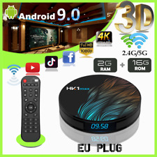 Mini Full 1080P HD Media Player VGA HDMI AV Streamers TV BOX MKV H88 EU Plug