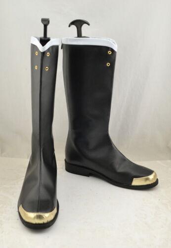 Owari no Seraph Yuichiro Hyakuya Cos Schuhe Stiefel Boots PU Handarbeit Gr.38-46