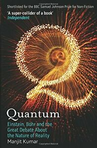 Quantum-Einstein-Bohr-and-the-Great-Debate-About-by-Kumar-Manjit-Paperback