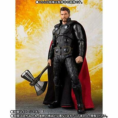 Bandai Figuarts Infinity War Thor Japan Exclusive Figure US AUTHENTIC